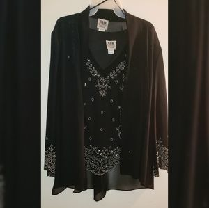 Tops - Size 18W Embellished Top